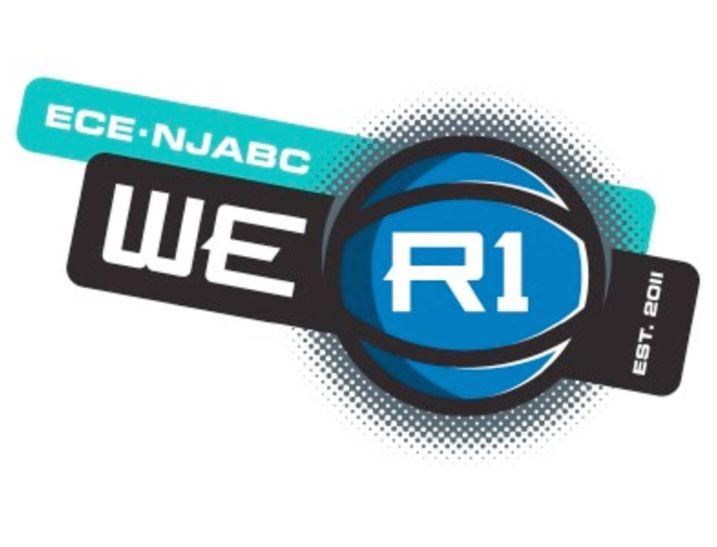 We R 1 logo