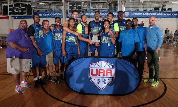 2014 Under Armour Association Finals