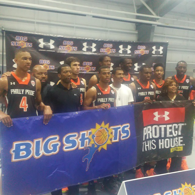 Phill Pride Big Shots
