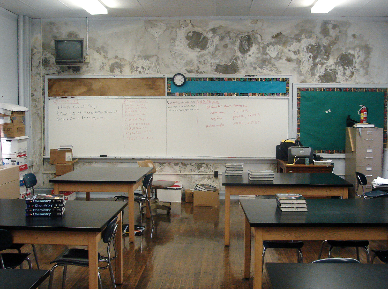 High School Physics Classroom Design : September « the black cager