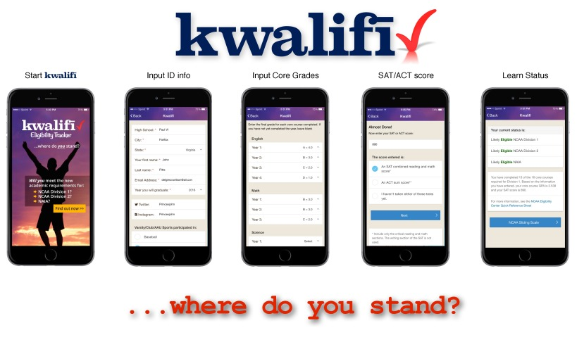 kwalifi - screen shots -page-0