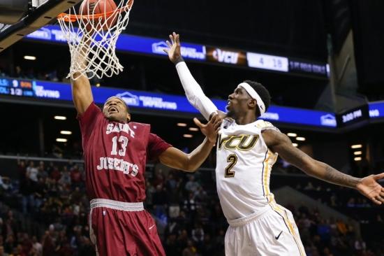 NCAA Basketball: Atlantic 10 Confernece Tournament-VCU vs St Joseph's