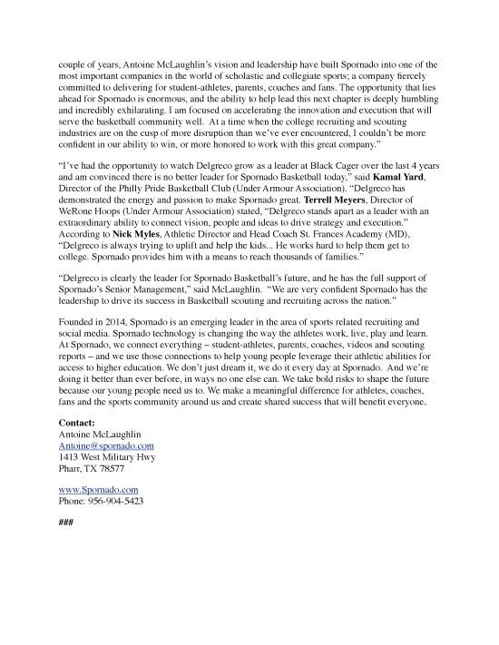 Spornado Press Release-page-1