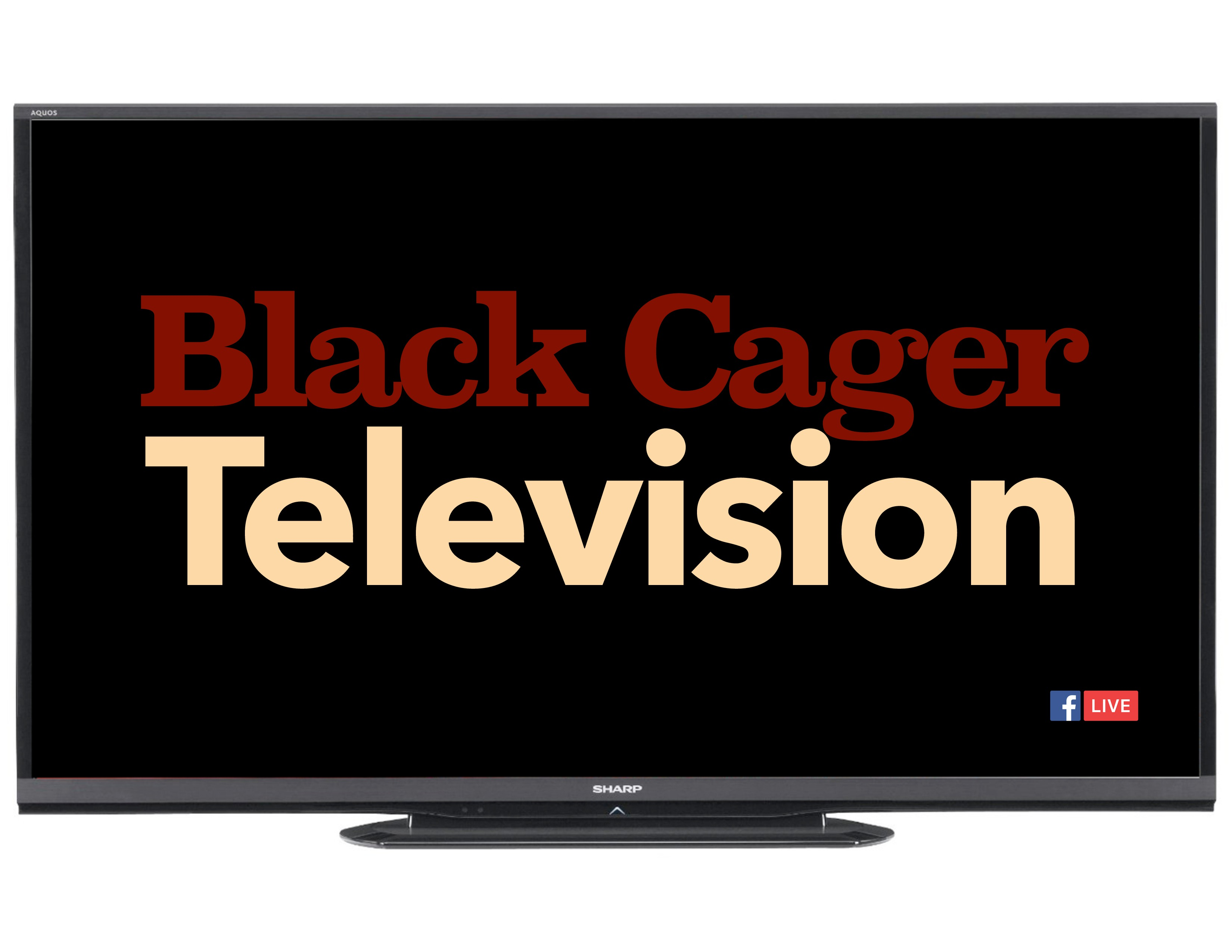 Black Cager - Television Poster-page-0